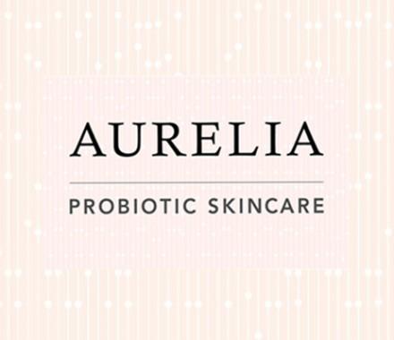 Aurelia Skincare Banners